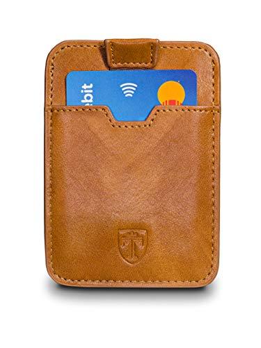 🥇 TRAVANDO ® Tarjetera con Seguridad RFID