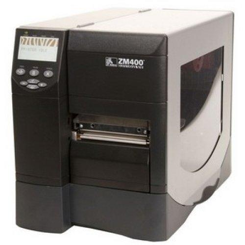 ZEBRA TECHNOLOGIES ZM400-2001-1100T / ZM400 DT/TT 203DPI 4.09IN 8IPS ENET/PAR/SER/USB CUTTER/CATCH TRAY ()