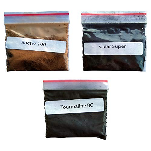 ADA Super 4 w Aquarium Additives are Now Super 3 - Planted Tank Substrate Power Boost