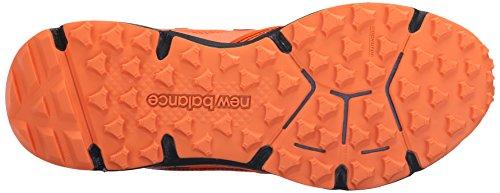 Nieuw Evenwicht Heren 910v3 Neutrale Trail Hardloopschoen Oranje / Grijs