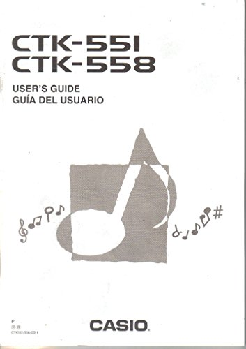 users-guide-owners-manual-for-casio-ctk-551-ctk-558-electronic-digital-keyboard