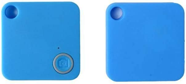 Kindes Smart Tracker GPS Trackers Anti-Lost Theft Device Alarm Mini Bluetooth Wallet Key for Kids Pet