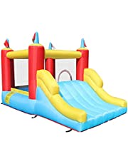 Inflatable Toys Trampoline Bouncy Castle Giant Slide Air Bounce for Children Inflatable Structure Outdoor by XMEIFEI PARTS