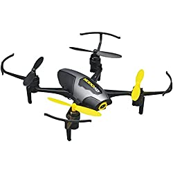 Dromida KODO HD Ready-to-Fly Electric-Powered 106 mm Radio Controlled Drone with Integrated 1080p HD Digital Camera