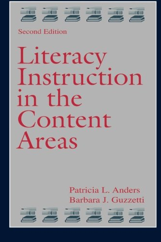 Literacy Instruction in the Content Areas (Literacy Teaching Series)
