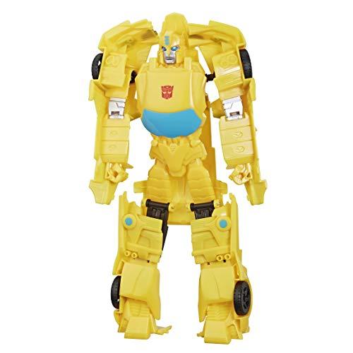 Figura Transformers Authentics Titan Changer Bumblebee - E5889 - Hasbro