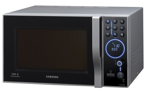 Samsung mikrowelle heißluft
