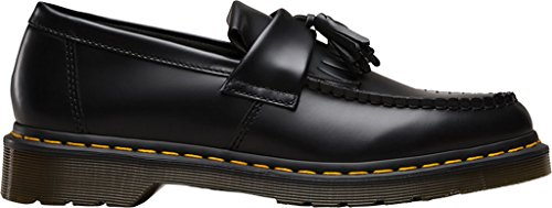 Dr Leather Mens Adrian Martens Black Shoes xOTFAYOwq