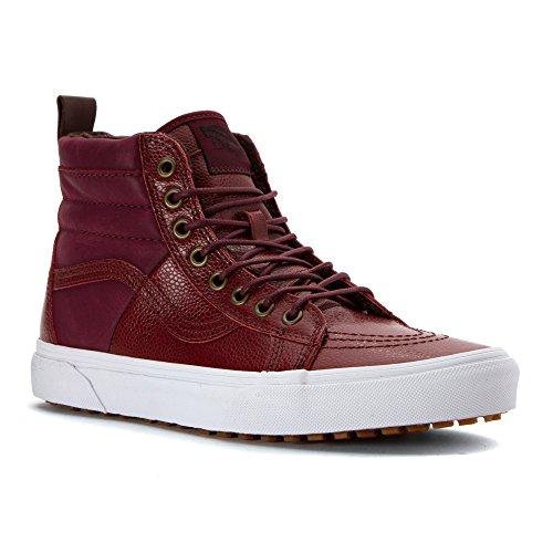Vans Sk8-Hi, Sneakers Alti Unisex-Adulto (pebble leather