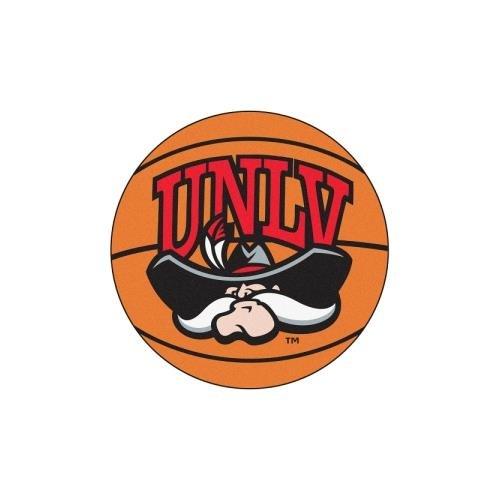 Fanmats Basketball Floor Mat - University of Nevada Las Vegas ()