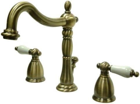 Satin Nickel Bathroom Sink Faucet  New KB1978PL