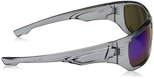Dice Adultes Lunettes de Soleil Taille Unique Matt Crystal Grau UsIfEWFIsi