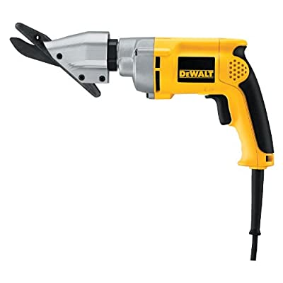 DEWALT D28605 5/16-Inch Variable Speed Fiber Cement Siding Shear