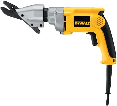DEWALT Fiber Cement Shear, Variable Speed, 5 16-Inch, 6.5-Amp D28605