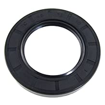 Rubber Coated 45mm x 72mm x 10mm Metric Double Lip TC Oilseal Shaft Seal