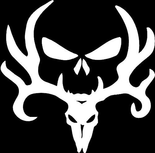 Bone Collector Deer Hunting Bowhunting GUN Sticker Decal Notebook Car Laptop 5