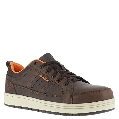 Iron Age Mens Ia5301 Board Woede Industrial & Construction Shoe Brown