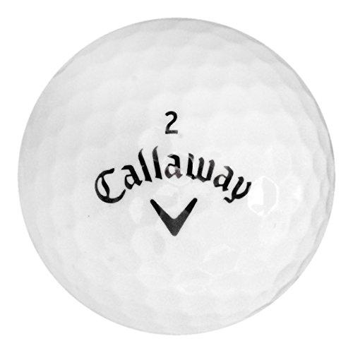 84 Callaway Supersoft - Mint (AAAAA) Grade - Recycled (Used) Golf Balls