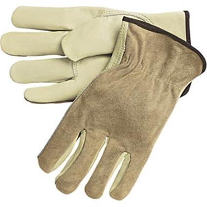 Road hustler leather work gloves join