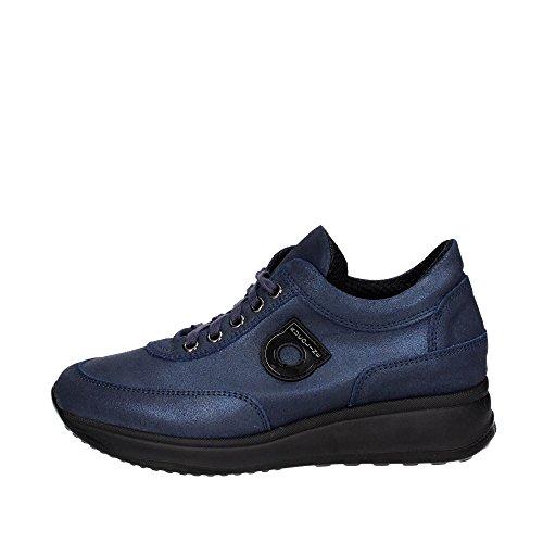 Agile Sneakers Femme 12 Rucoline By Bleu 1304 Petite 7AqX7rn