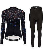 Women'S Cycling Jersey Suit Road Bike Clothing Suit Bodysuit