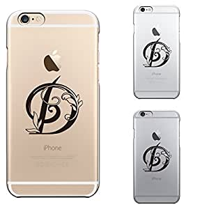 "J-Pastel iPhone6 4.7inch case Transparent shell Alphabet ""D"