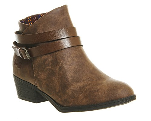 Blowfish - Botas para mujer Coffee Texas