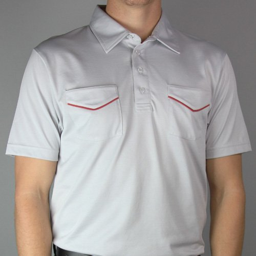 Travis Mathew Richmond Polo (groß, hellgrau)