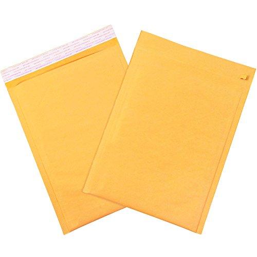 (Partners Brand PB860SSRTT Self-Seal Bubble Mailers w/Tear Strip, 7, 14 1/4