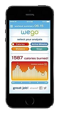 WEGO Elite Activity Tracker