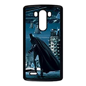 Protection Cover LG G3 Black Phone Case Cwwmb Batman Personalized Durable Cases