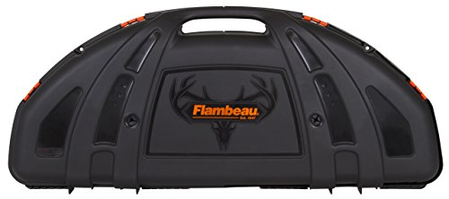Flambeau Outdoors 6461SC Archery Safeshot Compound Bow Case