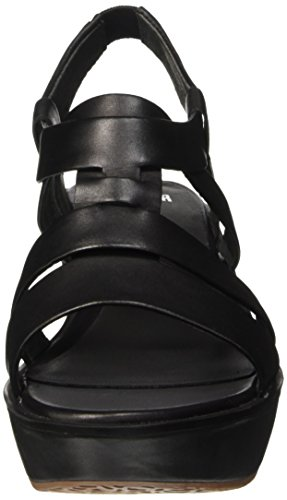 Camper Damas, Women's Open Toe Sandals Black (Black)