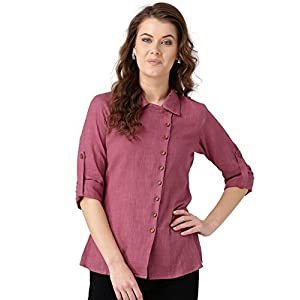Desi Fusion Women's Regular fit Top