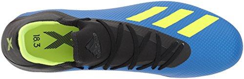 adidas Men's X 18.3 Firm Ground Soccer Shoe 5