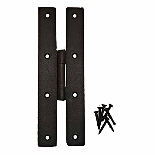 wrought iron hinges - 5
