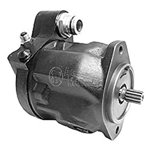 1343659 new hydraulic pump w gasket for case ih 5120 5130. Black Bedroom Furniture Sets. Home Design Ideas