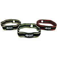 4KOR Fitness Resistance Loop Band Set, Perfect for...