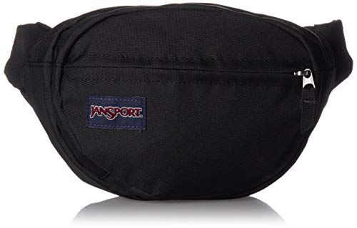 Jansport Fifth Ave Waist Pack (Black) (Best Discount On Branded Shoes)