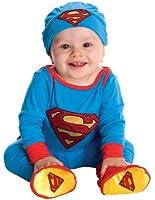 Superman Onesie Costume - Newborn