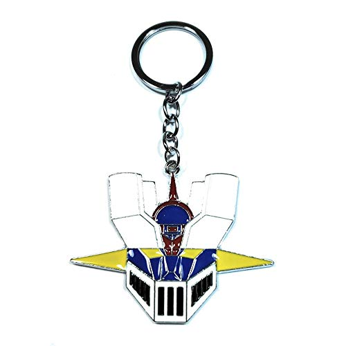 Teri's Boutique Cartoon Animation Z Mazinger Robot Enamel Mens Teen Mania Key Ring Keychains