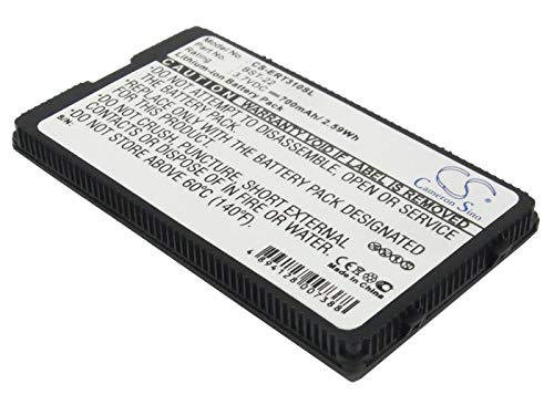 VINTRONS, Sony Ericsson BST-22 Replacement Battery for Sony Ericsson T300, T306, -