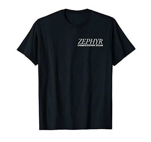 ZEPHYR Competition Team - Skater Surfer 70's Z-Boys Shirt