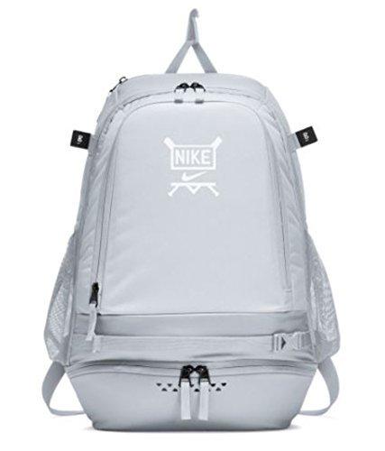 89506f1b4900 Trout Vapor Baseball Backpack OSFA PURE PLATINUM