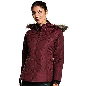 Duke Women's Jacket (SDZ6601MaroonXL_Maroon_XL)