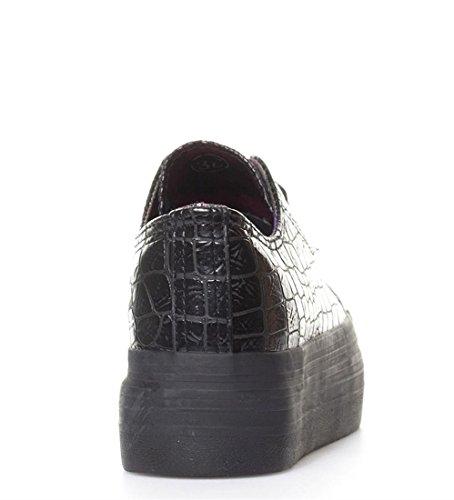 Sixtyseven Baskets Plataforma Eu Noir Femme Pour Noir qg6xvCwqr