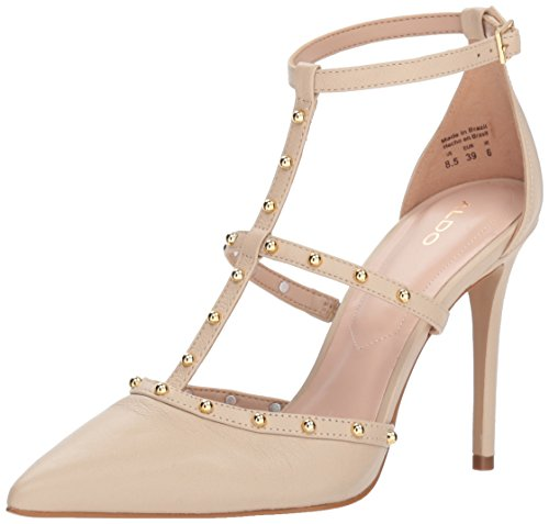 ALDO Women's Jolivet Pump, Bone, 7 B US