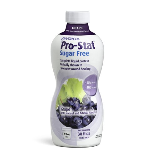 Pro-Stat® Sugar Free, Grape, (Pack of 6)