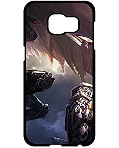 7291216ZA731294826S6A Durable World Of Warcraft Back Case/cover For Samsung Galaxy S6 Edge+