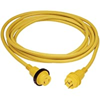 MARINCO 199117 / Marinco 30A 25 Molded Cordset - 125V - Yellow